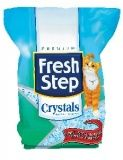 Наполнитель для кошачьего туалета Fresh Step Crystals